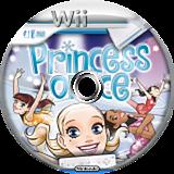 Diva Girls: Princess on Ice Wii disc (RI9PGT)