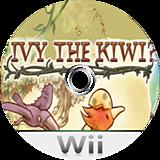 Ivy The Kiwi? Wii disc (RIVP99)