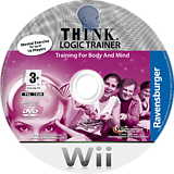 Think Logic Trainer Wii disc (RJ9PFR)