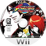King of Fighters Collection: The Orochi Saga Wii disc (RKFP7U)