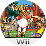 Kidz Sports: International Football Wii disc (RKTXUG)