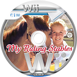 Horse & Pony: My Riding Stables Wii disc (RL2PFR)