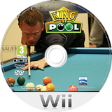 King of Pool Wii disc (RL9PHZ)