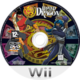 Legend Of The Dragon Wii disc (RLDPFK)