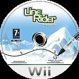 Line Rider Freestyle Wii disc (RLJPKM)