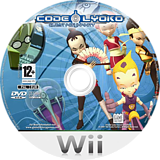 Code Lyoko: Quest for Infinity Wii disc (RLKPFK)