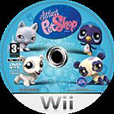 Littlest Pet Shop Wii disc (RLPP69)