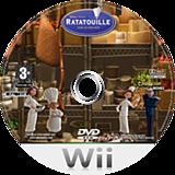 Ratatouille Wii disc (RLWX78)