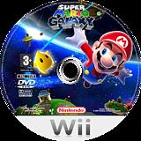 Super Mario Galaxy Wii disc (RMGP01)