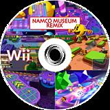 Namco Museum Remix Wii disc (RN2P70)