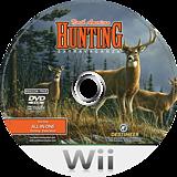 North American Hunting Extravaganza Wii disc (RN6P7J)