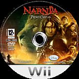 The Chronicles of Narnia: Prince Caspian Wii disc (RNNZ4Q)