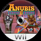 Anubis II Wii disc (RNVPUG)