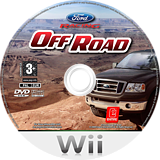 Off Road Wii disc (RO2P7N)