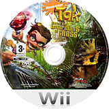 Tak and the Guardians of Gross Wii disc (ROGP78)