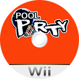 Pool Party Wii disc (RPQPS5)