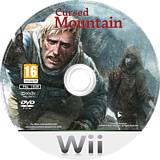 Cursed Mountain Wii disc (RQ6XKM)