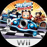 MySims Racing Wii disc (RQGP69)