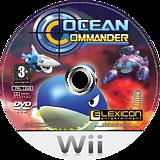 Ocean Commander Wii disc (RQMPVN)