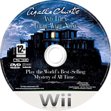 Agatha Christie: And Then There Were None Wii disc (RQTP6V)