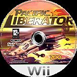 Pacific Liberator Wii disc (RQVP20)