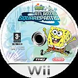 SpongeBob's Atlantis SquarePantis Wii disc (RSAP78)