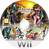 Muramasa: The Demon Blade Wii disc (RSFP99)