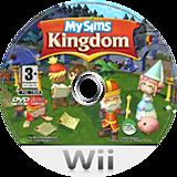 MySims Kingdom Wii disc (RSHP69)