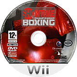 Showtime Championship Boxing Wii disc (RSYP7J)