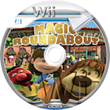 The Magic Roundabout Wii disc (RT6PKM)