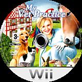 My Vet Practice Wii disc (RTEPFR)