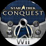 Star Trek: Conquest Wii disc (RTJP68)