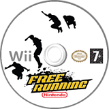 Free Running Wii disc (RU6PHY)