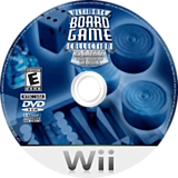 Ultimate Board Game Collection Wii disc (RUBP7N)
