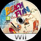 Beach Fun: Summer Challenge Wii disc (RV8PRT)