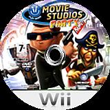 Movie Studios Party Wii disc (RVQP41)