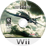 Rebel Raiders: Operation Nighthawk Wii disc (RVRPKG)