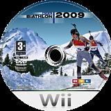 RTL Biathlon 2009 Wii disc (RVXFRT)