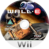 WALL•E Wii disc (RWAY78)