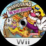 Wario Land: The Shake Dimension Wii disc (RWLP01)