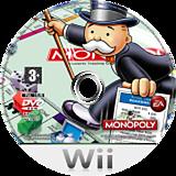 Monopoly Wii disc (RWOP69)