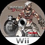 Rygar: The Battle of Argus Wii disc (RYGP99)