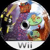 Roogoo: Twisted Towers Wii disc (RYHPS5)
