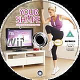 Your Shape Wii disc (RYRP41)
