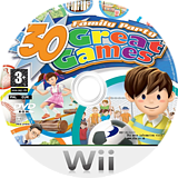 Family Party: 30 Great Games Wii disc (RZ9PG9)