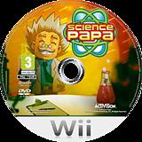 Science Papa Wii disc (RZEP52)