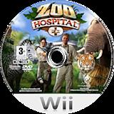 Zoo Hospital Wii disc (RZHX5G)