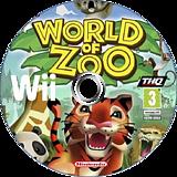 World of Zoo Wii disc (RZOP78)