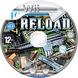 Reload Wii disc (S2RPNK)