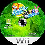 Zhu Zhu Pets: Featuring the Wild Bunch Wii disc (S2ZP52)